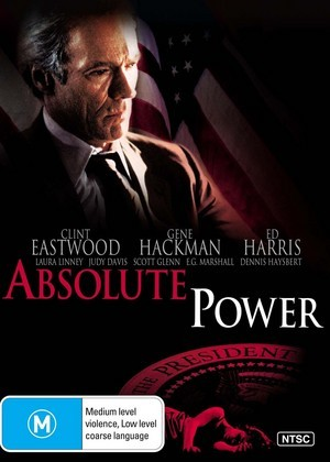 Absolute Power on DVD image
