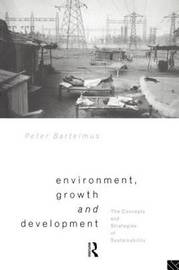 Environment, Growth and Development by Peter Bartelmus image