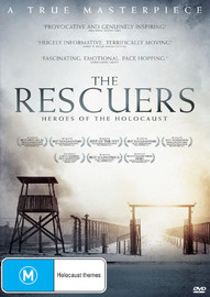 The Rescuers: Heroes Of The Holocaust on DVD