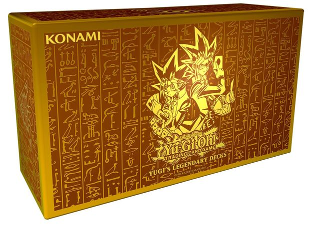 Yu-Gi-Oh! King Of Games Yugi's Legendary Decks