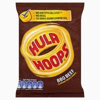 Hula Hoops BBQ Beef - 34g