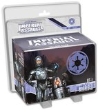 Star Wars: Imperial Assault: BT-1 and 0-0-0 - Villain Pack