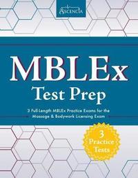 Mblex Test Prep by Mblex Exam Preparation Team image