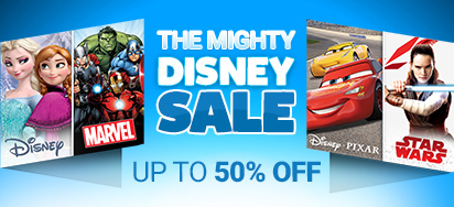 Mighty Disney Sale!