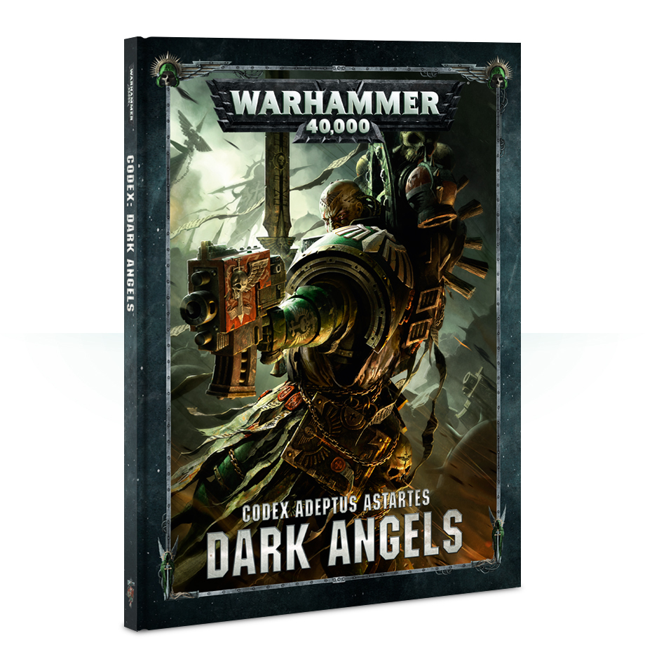Warhammer 40,000 Codex Dark Angels image