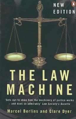 The Law Machine by Clare Dyer image
