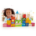 Hape: Fantasia Blocks Wooden Castle