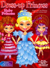 Fairy Princess Dress Up Doll: Ruby Princess