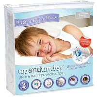 Protect-a-Bed: Up & Under Linen/Mattress Protector - Universal Size