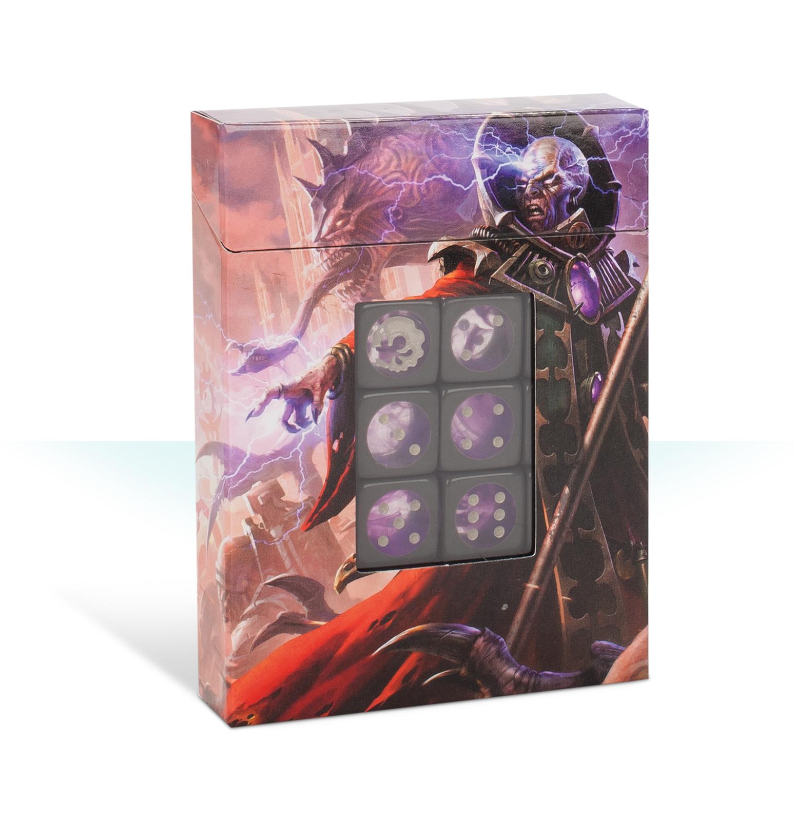 Warhammer 40,000 Genestealer Cults Dice image