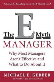 The E-Myth Manager by Michael E. Gerber image