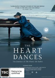 The Heart Dances on DVD