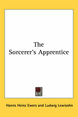 The Sorcerer's Apprentice by Hanns Heinz Ewers image