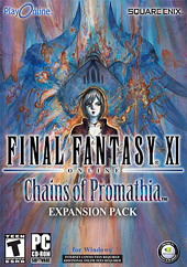 Final Fantasy XI: Chains of Promathia Expansion for PC Games