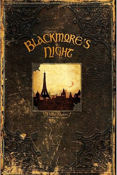 Blackmore's Night - Paris Moon (DVD / CD) on DVD