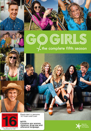 Go Girls - The Complete Fifth Season on DVD