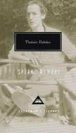Speak, Memory by Vladimir Nabokov