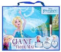Disney Frozen Giant Floor Mat
