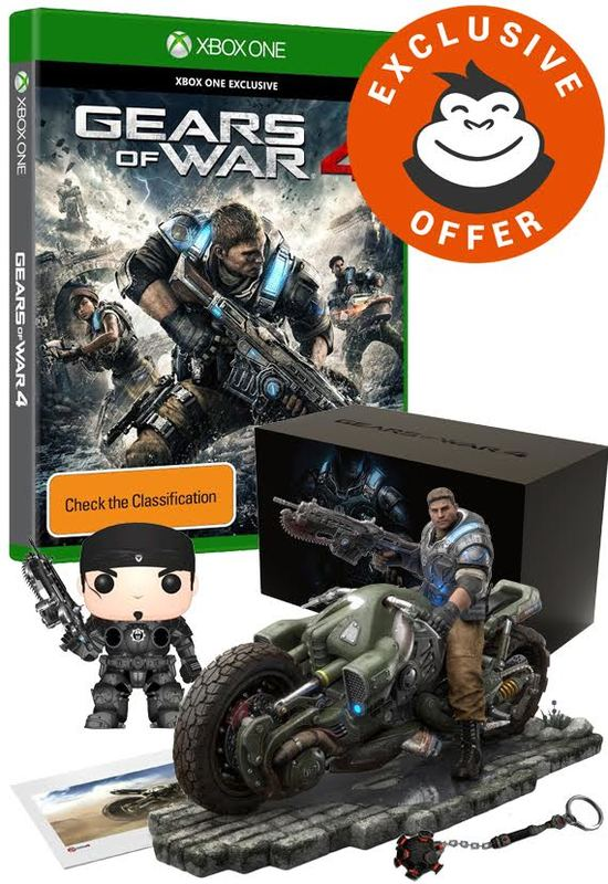 Gears of War 4 Collector's Edition | Xbox One | Buy Now | at