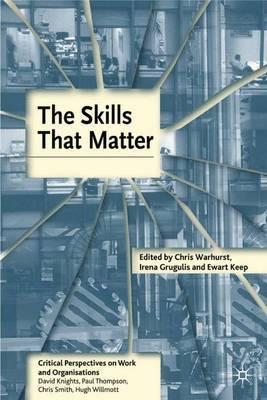 The Skills That Matter by Chris Warhurst image