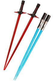 Star Wars: Lightsaber Chopstick Battle Twin-Pack