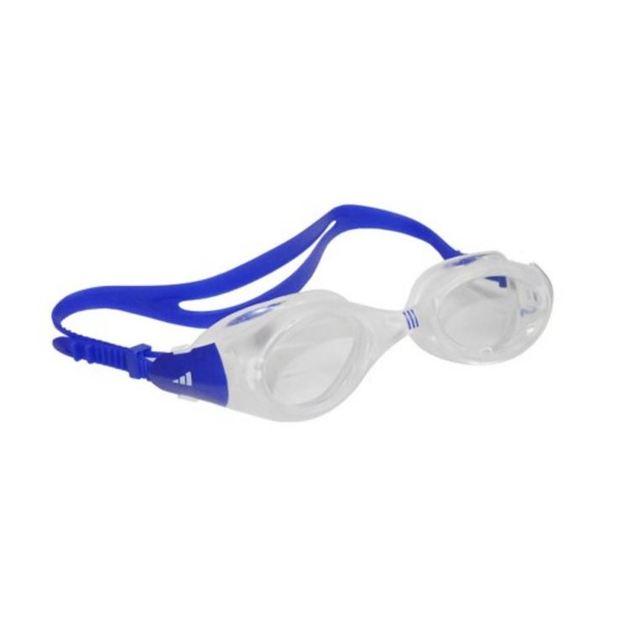 Adidas Aquazilla Goggles - Clear Lens (Clear/Blue)