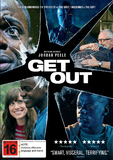 Get Out on DVD