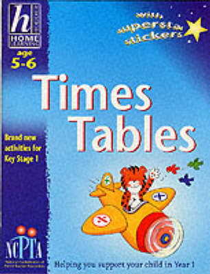 Age 5-6 Times Tables by Sue Atkinson image