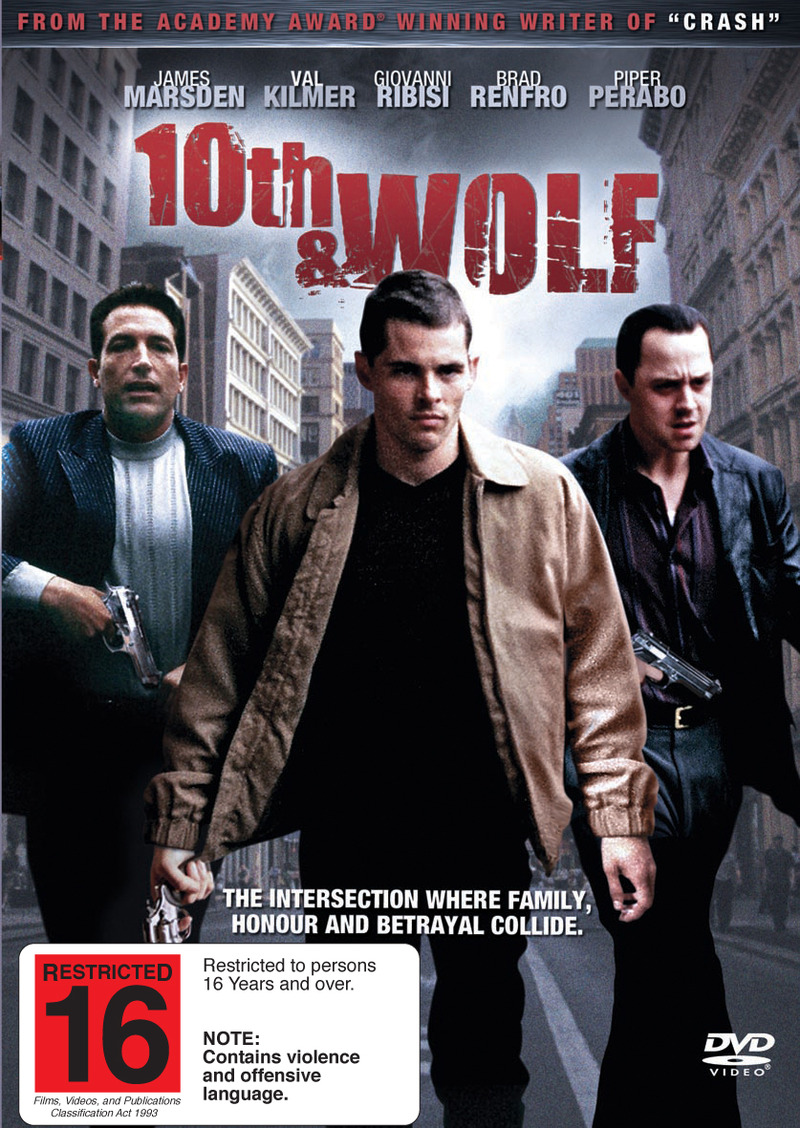 10th And Wolf on DVD image