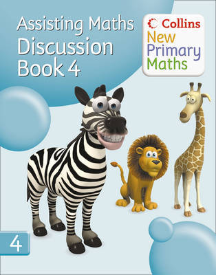 Collins New Primary Maths by Peter Clarke image