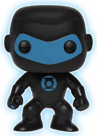 Justice League - Green Lantern (Silhouette Glow) Pop! Vinyl Figure