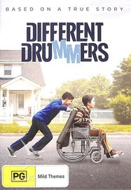 Different Drummers on DVD