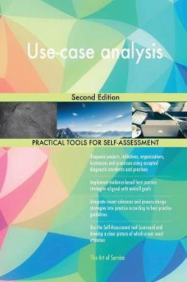 Use-Case Analysis Second Edition by Gerardus Blokdyk image