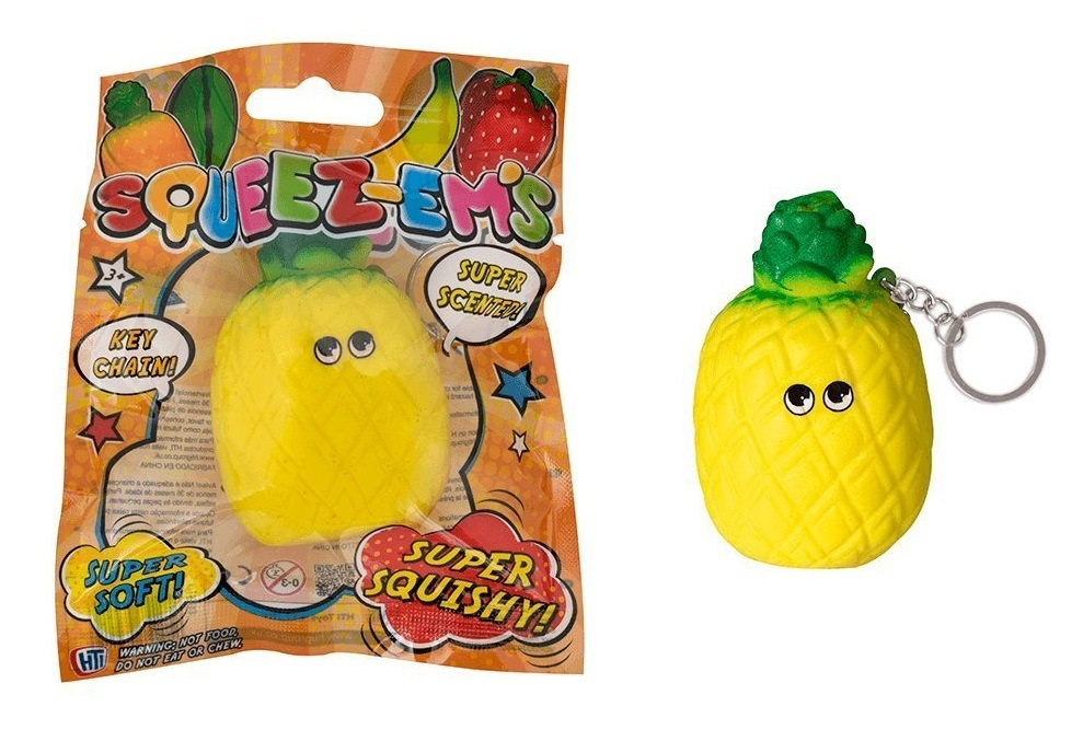 Squeez-em's - Scented Pineapple (Small) image