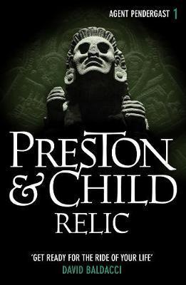 Relic by Douglas Preston image