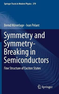 Symmetry and Symmetry-Breaking in Semiconductors by Bernd Hoenerlage image