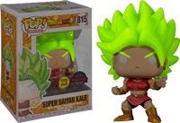 Dragon Ball Super - SS Kale (Glow) Pop! Vinyl Figure