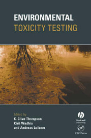 Environmental Toxicity Testing image