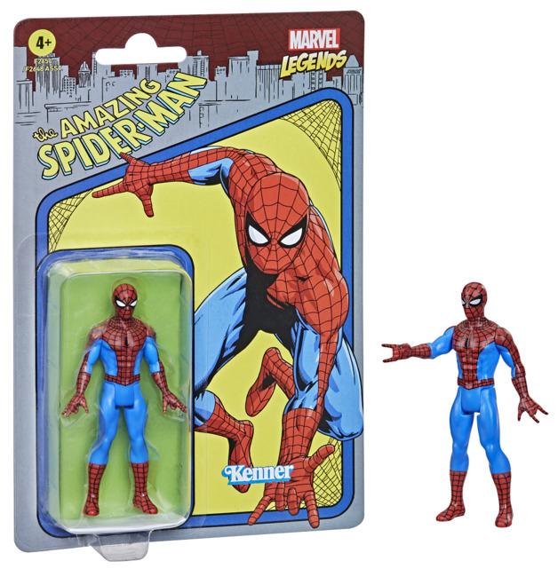"""Marvel Legends: Spider-Man - 3.75"""" Action Figure"""