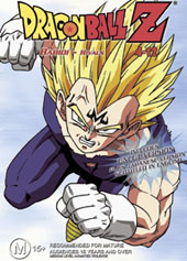 Dragon Ball Z 4.12 - Babidi - Rivals on DVD