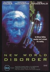 New World Disorder on DVD