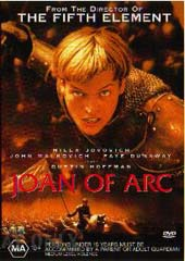 Joan Of Arc on DVD