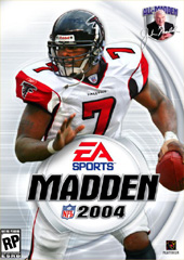 Madden 2004 for PC