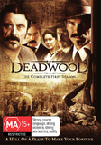 Deadwood - The Complete First Season DVD