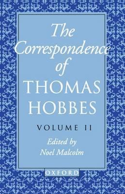 The Correspondence: Volume II: 1660-1679 by Thomas Hobbes image