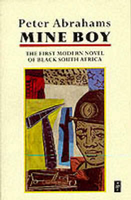 Mine Boy by Peter Abrahams image
