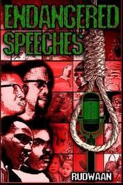 Endangered Speeches by Rudwaan
