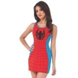 Spiderman Tank Dress (Small)