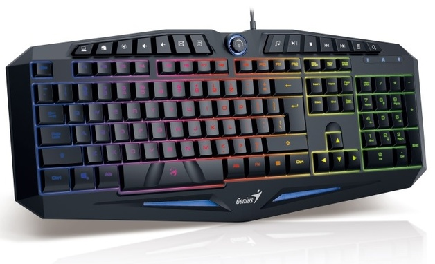 Genius GX Scorpion K9 Gaming Keyboard for