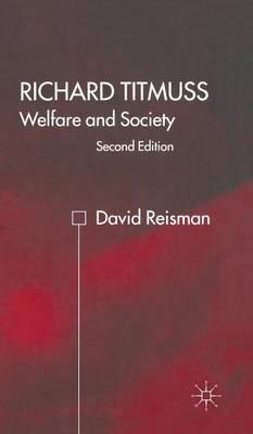 Richard Titmuss; Welfare and Society by David Reisman image
